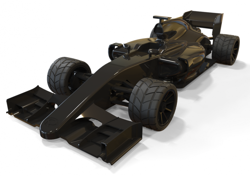OpenRC F1 Palmiga Innovation parts