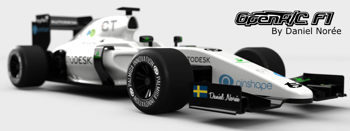 I Happen To Know That Daniel Is Extremely Close To A Release Of The Awesome  F1 Car And I Obviously Had To Create Some Tires For That Project.