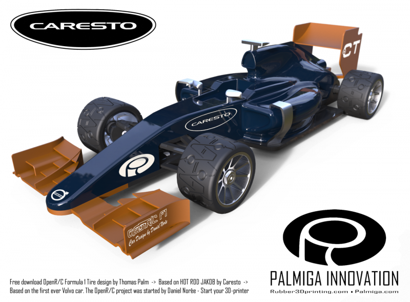 OpenRC tires - Palmiga Innovation - Caresto style