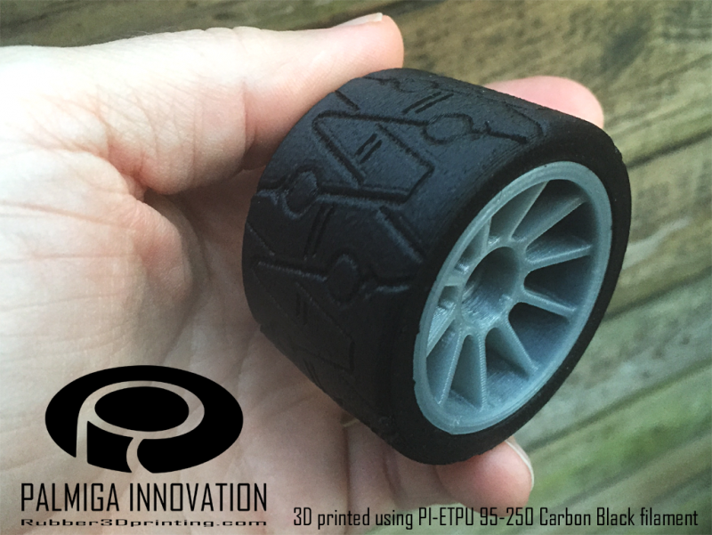 The new tire fit on the low profile OpenR/C rims previously designed by Thomas Palm, you can find them here: http://www.thingiverse.com/Palmiga/designs https://pinshape.com/users/17574-thomas-palm#designs-tab-open